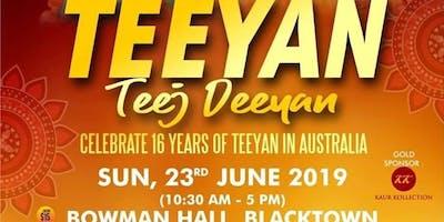 Teeyan Teej Deeyan