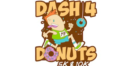 2019 Dash 4 Donuts 5K & 10K -Austin tickets