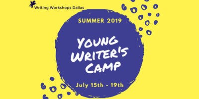 Young Writer's Summer Camp (Grades 4 - 7)