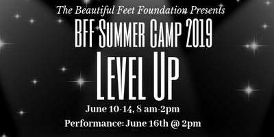 BFF Summer Camp 2019:Level UP