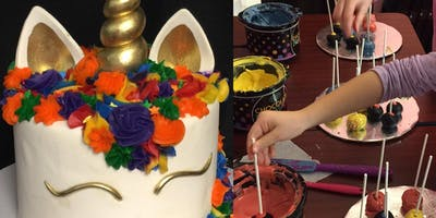 Pastry Chef Camp: Rainbows and Unicorn (Morning)