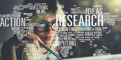 Introduction to Research @ CBE-ANU