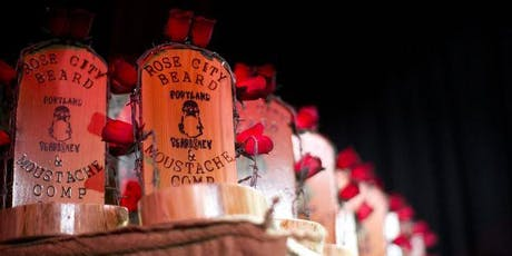 Rose City Beard & Moustache #5 Presented by Honest Amish tickets