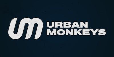 Urban Monkeys Workout
