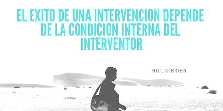 Cultivando la condición interna del interventor entradas