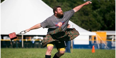 2019 Athletic Registration for the Houston Highland Games tickets