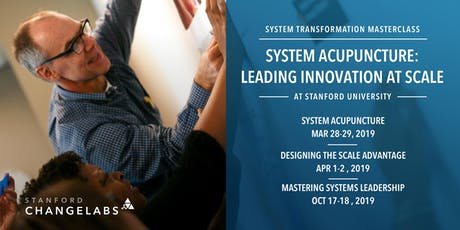 System Transformation Masterclass: Leading System Innovation at Scale tickets