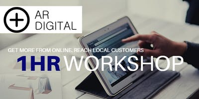Get More from Online. Reach Local Customers