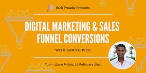 bob February - Digital Marketing And Sales Funnel...