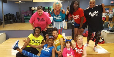 MINDFUL BODIES LABOR DAY Mon 9/2/19 Dance Fitness Party tickets