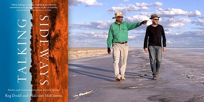 Author Talk: Reg Dodd & Malcolm McKinnon Talking Sideways