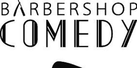 Barbershop Comedy - Die Jubiläumsshow(Haspa) Tickets