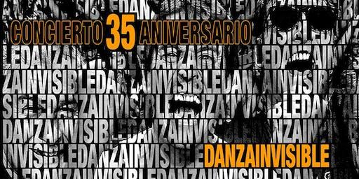 "Danza Invisible ""Gira A Tu Alcance"" en Fuengirola"