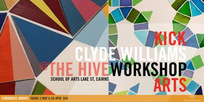 Chromatic Arrays | Colour Theory Workshop with Clyde Willams