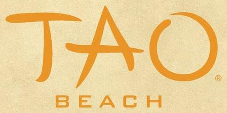 TAO BEACH - Vegas Pool Party - 8/24 tickets