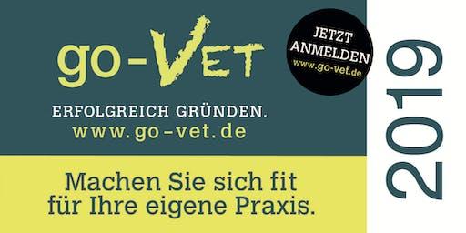 go-VET - Erfolgreich Gründen *München* Exklusiv für Tierarzt & Tierärzte