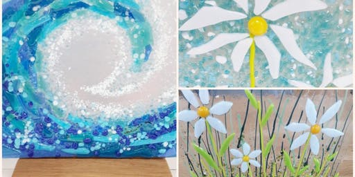 Fused Glass Workshop - Make a Picture