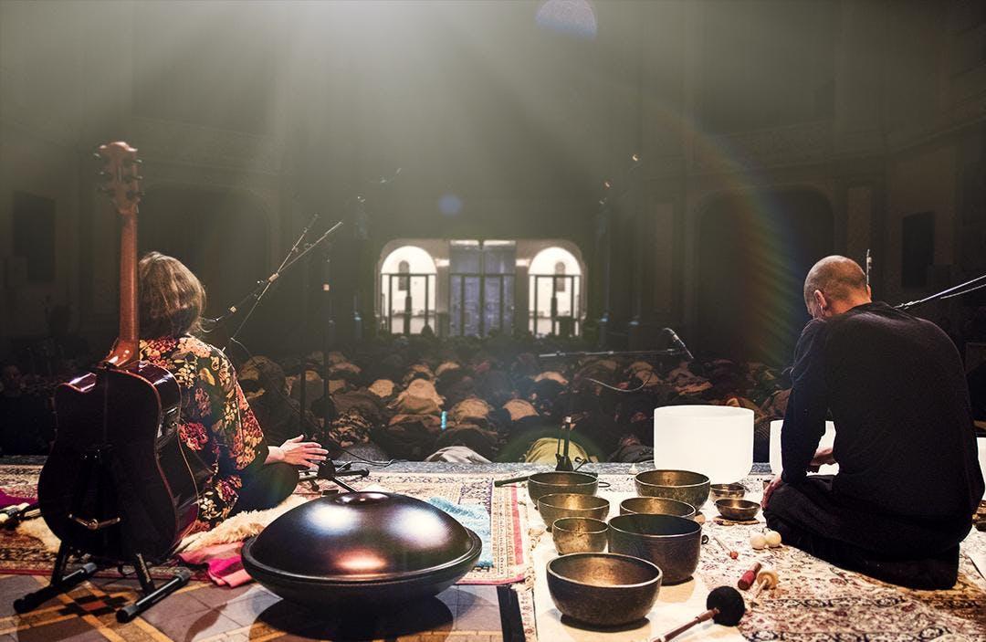 Tibetan Singing Bowl, Gong & Mantra Concert -