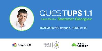 Questups 1.1: Startup Profiling