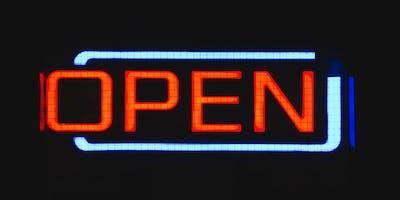 Lancaster University Open Research Café