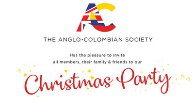 Christmas Party - Anglo Colombian Society