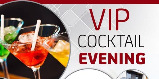 VIP Cocktail Evening - Ghana Property & Lifestyle Expo 2019 UK 3rd Edition