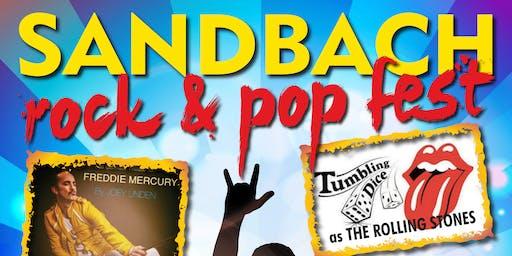 Sandbach Rock n' Pop Fest 2019
