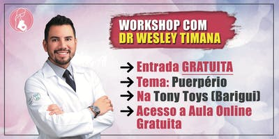 Workshop Gratuito Sobre Puerpério