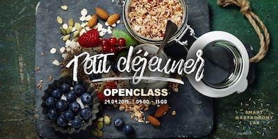 Atelier Culinaire: [Com]prendre le petit déjeuner