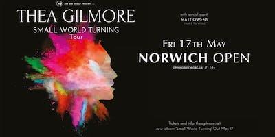 Thea Gilmore (Open, Norwich)