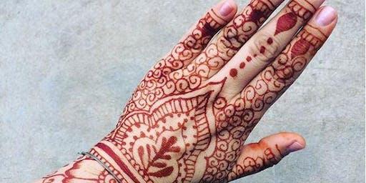 Henna Workshop: Traditionelle Malkunst aus Indien