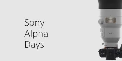 Sony Alpha Day 2019 Stuttgart