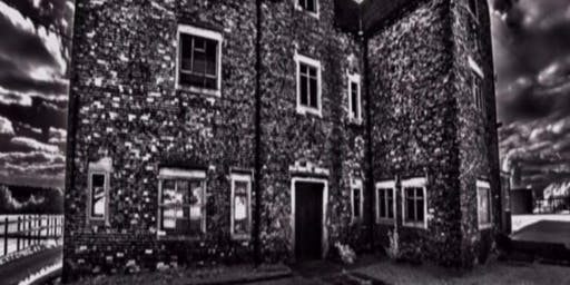 Gresley Old Hall Ghost Hunt Derbyshire Paranormal Eye UK