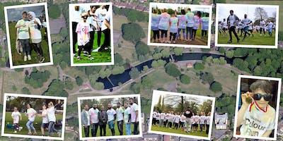 Luton Foodbank Charity Colour Run