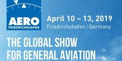 Mission visiteur au salon AERO Friedrichshafen
