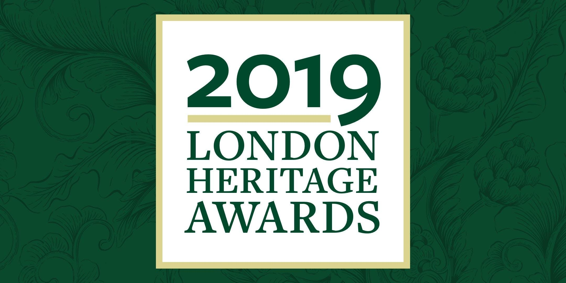 12th Annual ACO London - HLF Heritage Awards