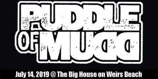 Puddle of Mudd @ The Big House Nightclub