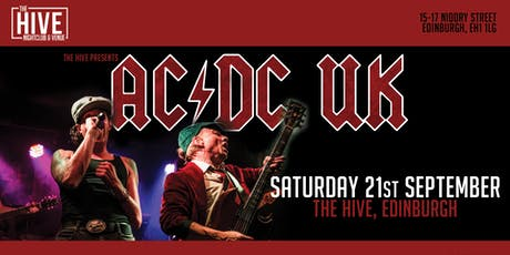 AC/DC UK tickets