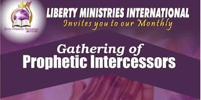 Gathering of Prophetic Intercessors