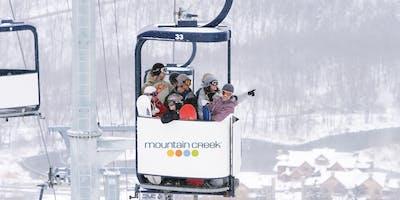 Thursday Feb 21 Mountain Creek $69 (Lift + Transpo