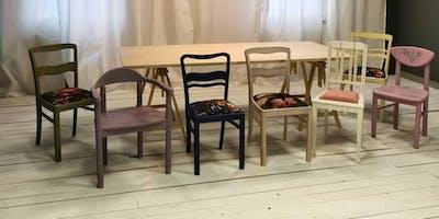 Stuhl+Make-Over+mit+Chalk+Paint+Workshop+