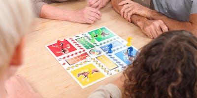 Board Games Holiday Activity