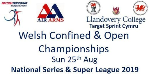 Welsh Open Championships 2019