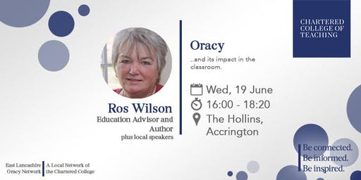 Oracy and its impact in the classroom - Ros Wilson