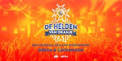 Helden van Oranje 2019 | Groningen