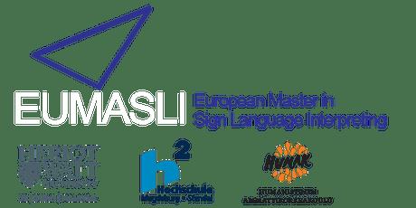 EUMASLI Final Colloquia tickets