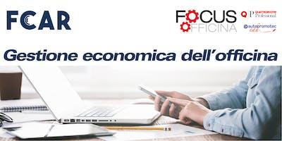 Gestione economica dell'officina - Introduzione ai principi economici per una gestione equilibrata dell'impresa di riparazione