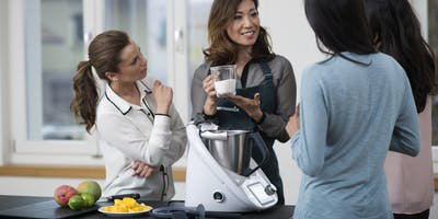 First Cooking Class with Thermomix® at Marston Green Birmingham