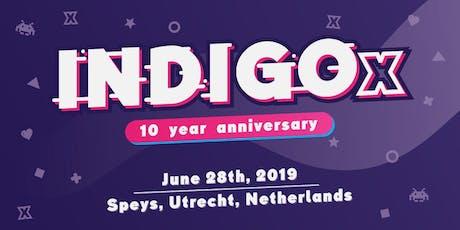 INDIGOx 2019 tickets