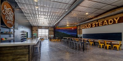 Steady Hand Beer Co. Grand Opening Party